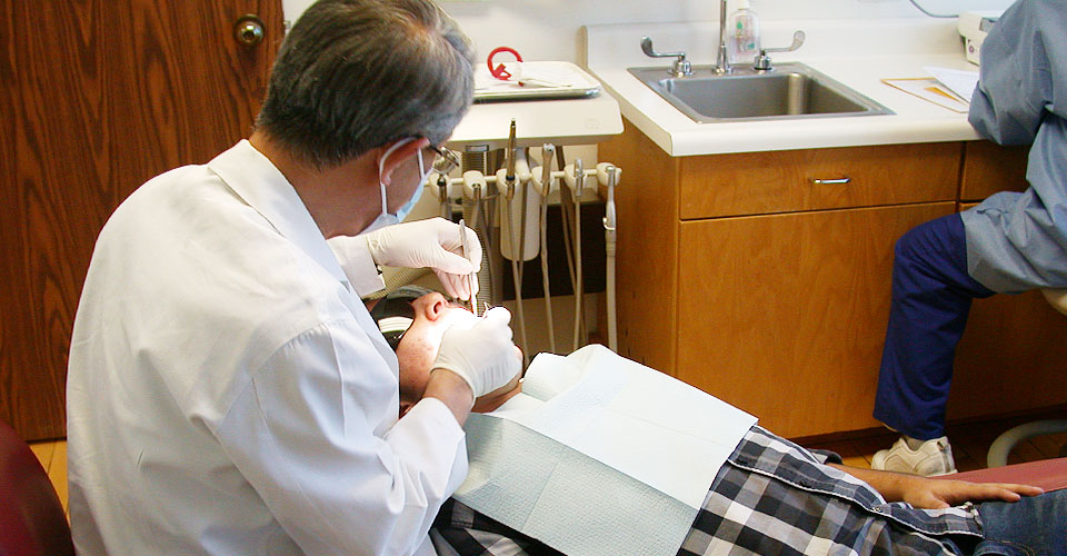 Park CD San Antonio Dentist treatment